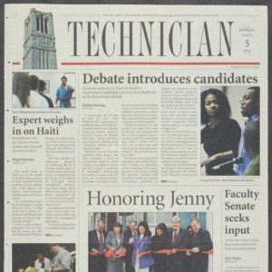Technician, March 5, 2004