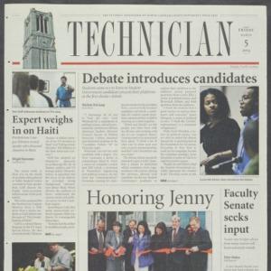 Technician, March 5, 2004