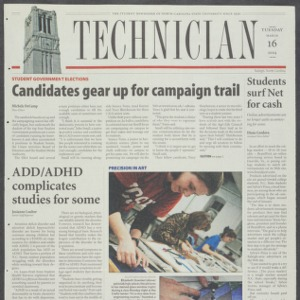 Technician, March 16, 2004