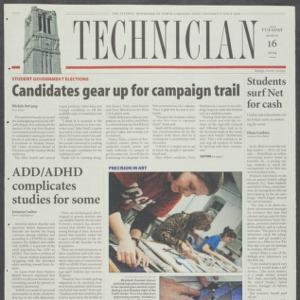 Technician, March 16, 2004