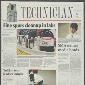 Technician, March 17, 2004