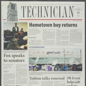 Technician, March 18, 2004