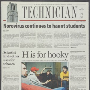 Technician, March 19, 2004