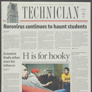 Technician, March 19, 2004