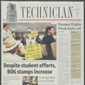 Technician, March 22, 2004