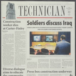 Technician, March 23, 2004
