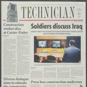 Technician, March 23, 2004