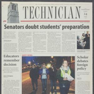 Technician, March 24, 2004