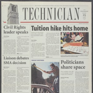 Technician, March 25, 2004