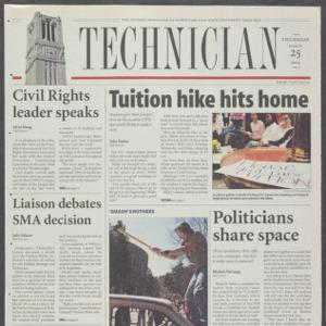 Technician, March 25, 2004