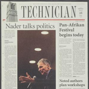 Technician, March 26, 2004