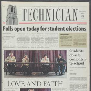 Technician, March 29, 2004