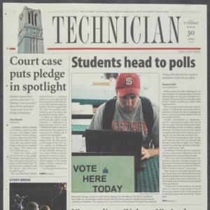 Technician, March 30, 2004