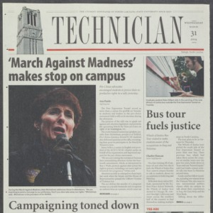 Technician, March 31, 2004