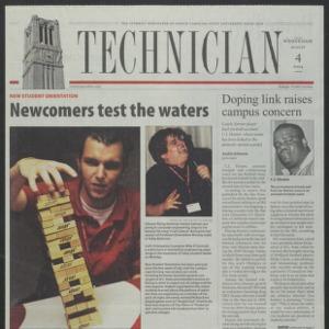 Technician, August 4, 2004
