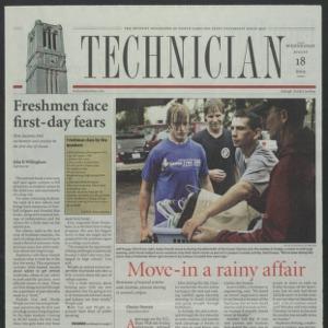 Technician, August 18, 2004