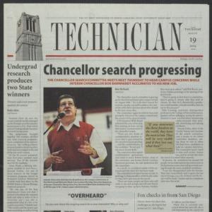 Technician, August 19, 2004
