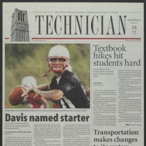 Technician, August 25, 2004