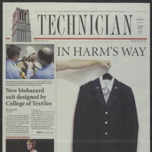 Technician, August 27, 2004