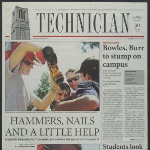 Technician, August 30, 2004