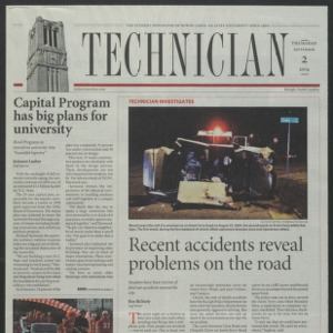 Technician, September 2, 2004