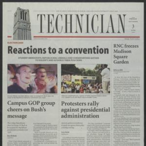Technician, September 3, 2004