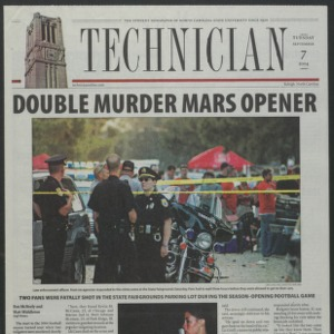 Technician, September 7, 2004