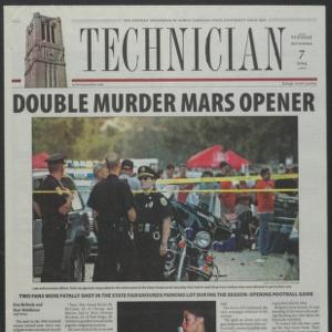 Technician, September 7, 2004