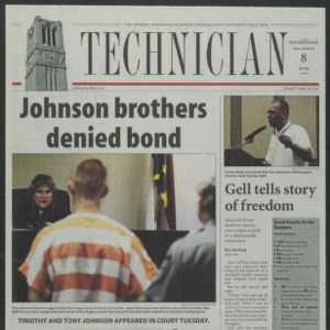 Technician, September 8, 2004