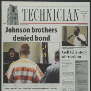 Technician, September 8, 2004