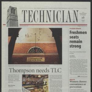 Technician, September 16, 2004