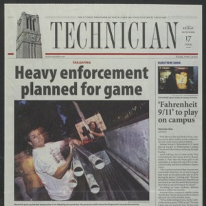 Technician, September 17, 2004