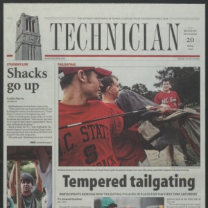 Technician, September 20, 2004