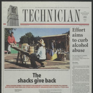 Technician, September 22, 2004
