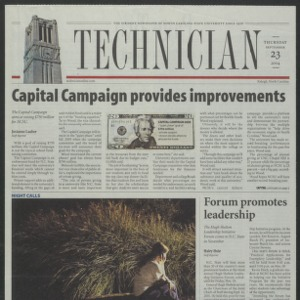 Technician, September 23, 2004