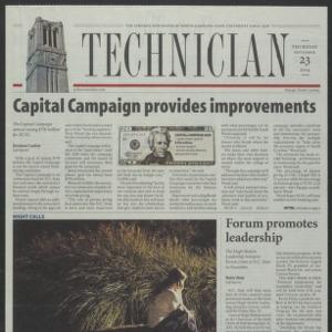 Technician, September 23, 2004