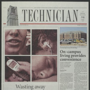 Technician, September 24, 2004