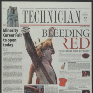 Technician, September 27, 2004