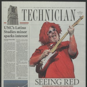 Technician, October 4, 2004
