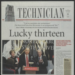 Technician, October 11, 2004