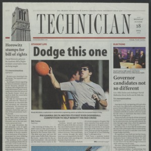 Technician, October 18, 2004