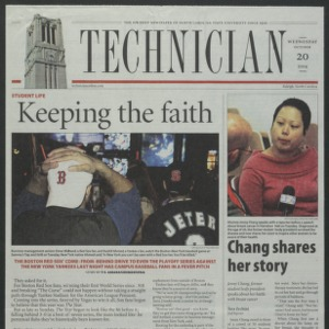 Technician, October 20, 2004