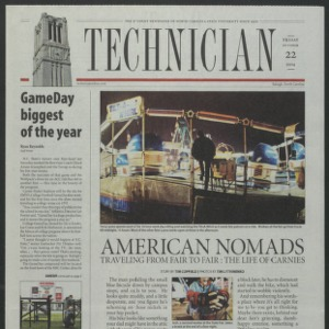 Technician, October 22, 2004