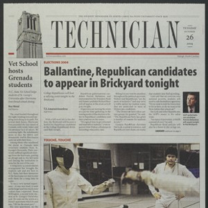 Technician, October 26, 2004