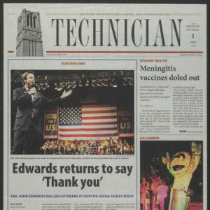 Technician, November 1, 2004