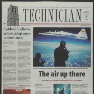 Technician, November 8, 2004