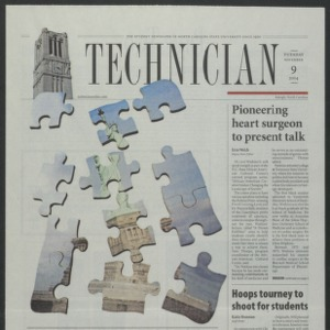 Technician, November 9, 2004