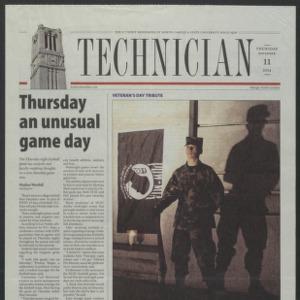 Technician, November 11, 2004