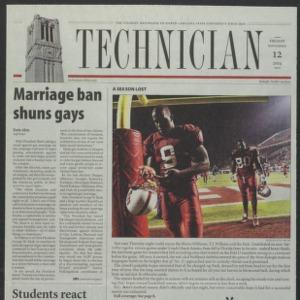 Technician, November 12, 2004