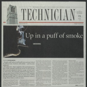 Technician, November 15, 2004
